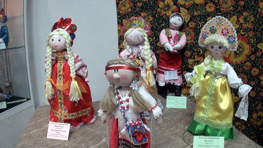 Конкурс кукол сделанные своими руками 10